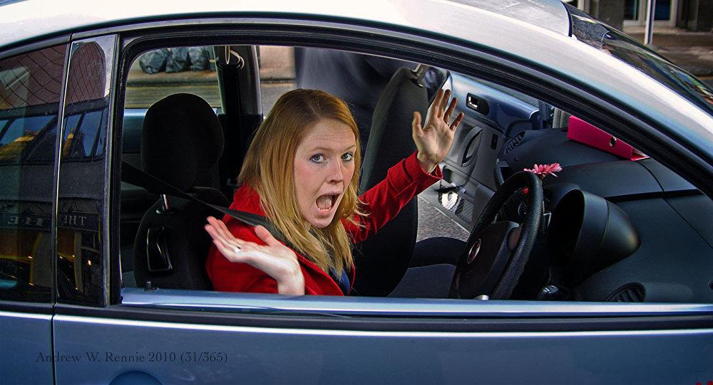 La conductrice