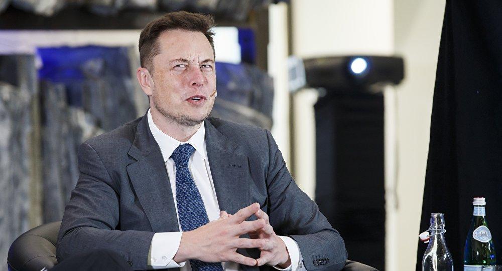 Elon Musk, en superhéros même sous les apparences d'un rat