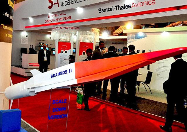 Le missile de croisière hypersonique Zircon