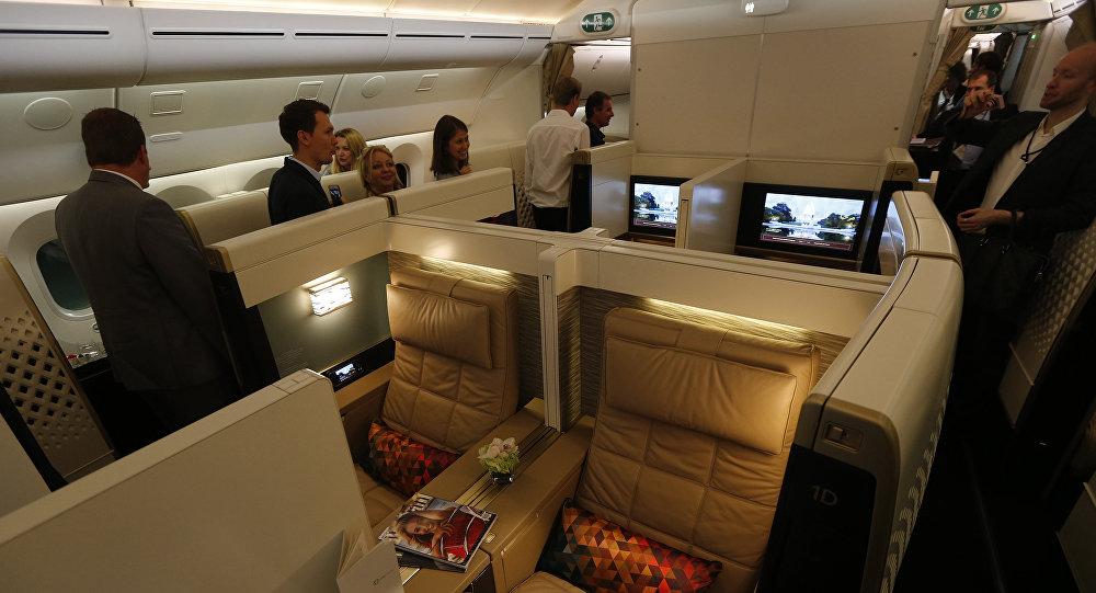 londres melbourne le billet d avion le plus cher au monde sputnik france. Black Bedroom Furniture Sets. Home Design Ideas