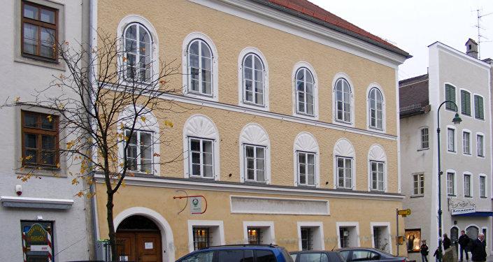 Maison de naissance d'Hitler en Autriche