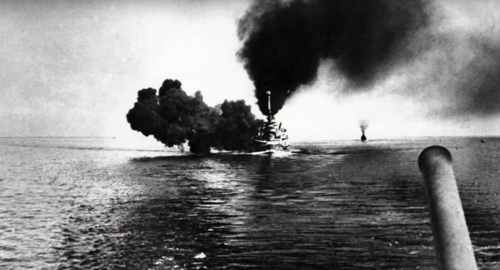 La bataille du Jutland, GM I