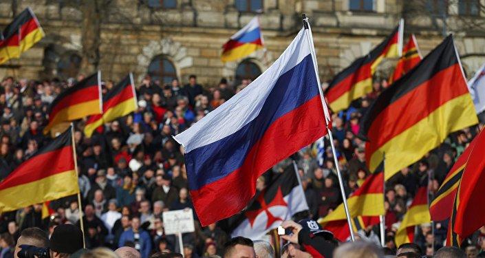 Manifestation en Allemagne