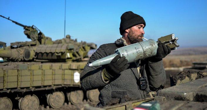 Le secteur ukrainien de la défense est à court d'argent