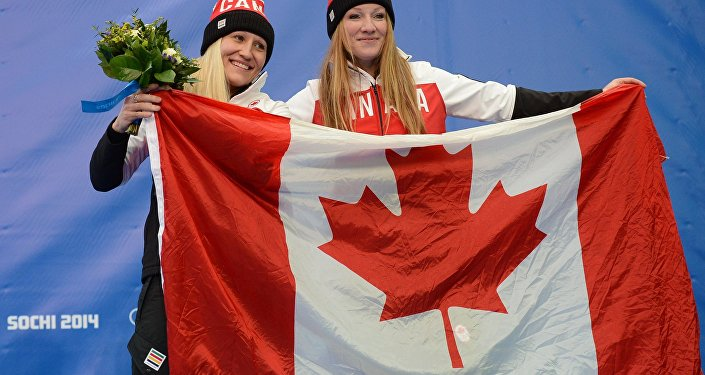 Les sportives canadiennes