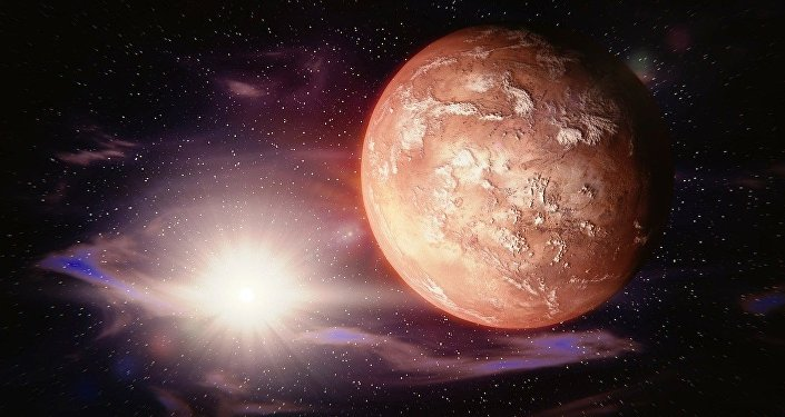 Ces vastes tempêtes de poussière qui s'abattent sur Mars
