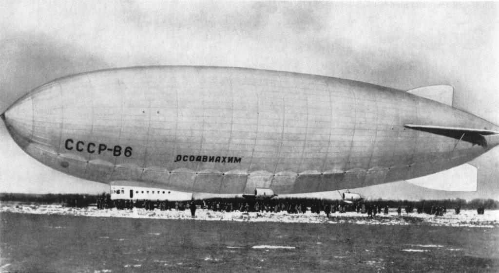 Aéronef  «СССР-В6»