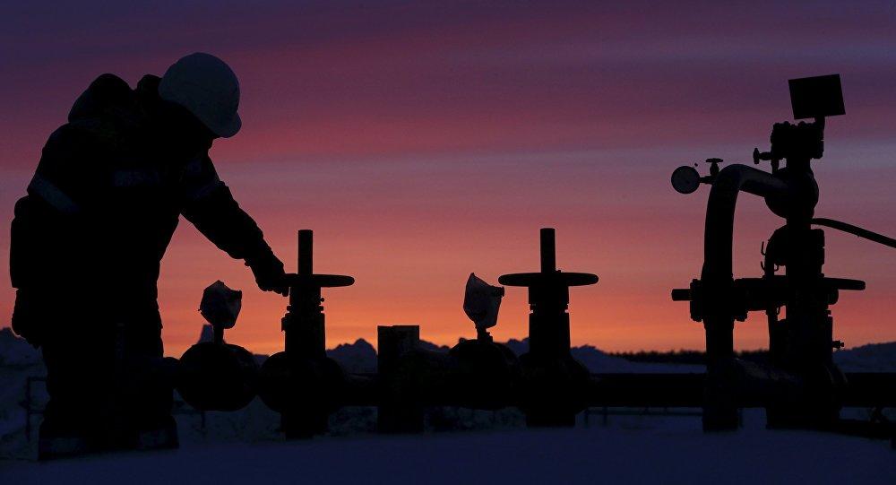 Gisement pétrolier