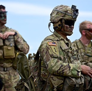 Militaires américains aux exercices de l'Otan