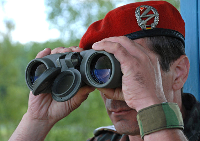 La Bundeswehr recourt à une cyberattaque