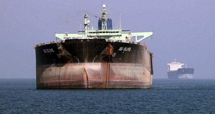 Un pétrolier iranien
