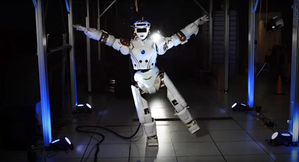 Le robot R5 Valkyrie
