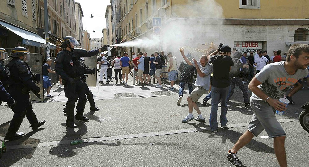 Les violences à Marseille