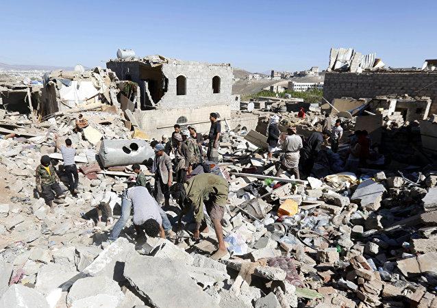 Situation au Yémen, image d'illustration