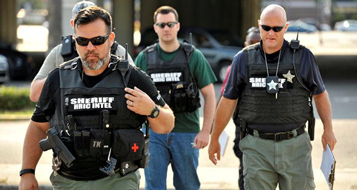 Les membres de l'unité chargée d'enquêter sur la fusillade d'Orlando