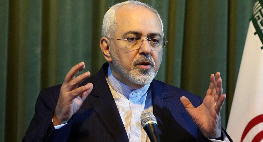 Mohammad Javad Zarif, ministre iranien des Affaires étrangères