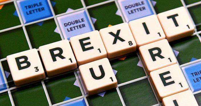 Brexit en lettres