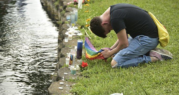 Après la fusillade  dans le night-club gay Pulse d'Orlando