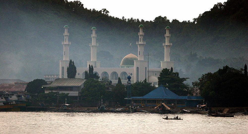 Les Philippines, Sulu
