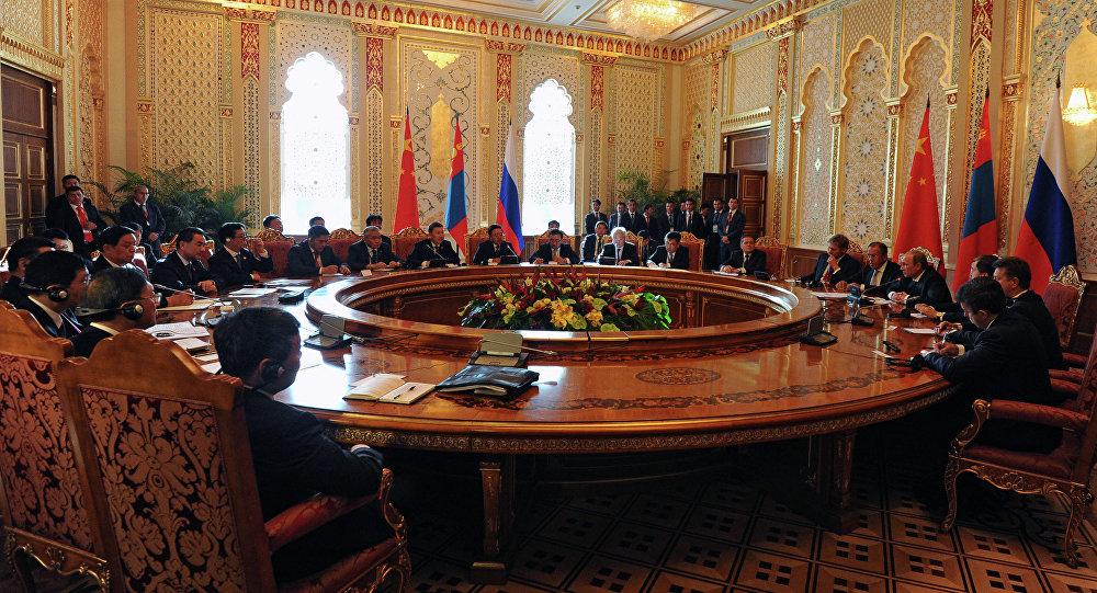 Sommet de l'OCS à Douchanbé