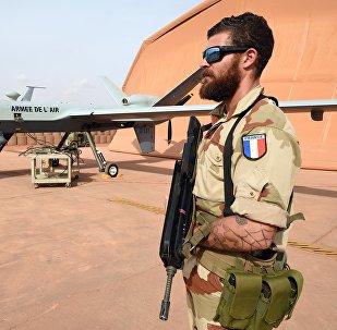base militaire française, image d'illustration