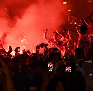 Supporteurs de foot