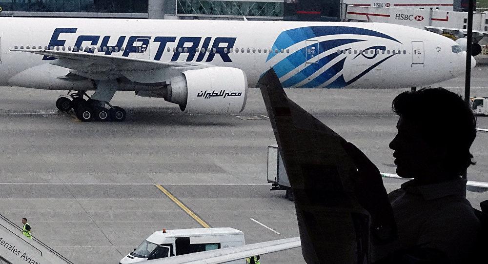 EgyptAir plane (file)