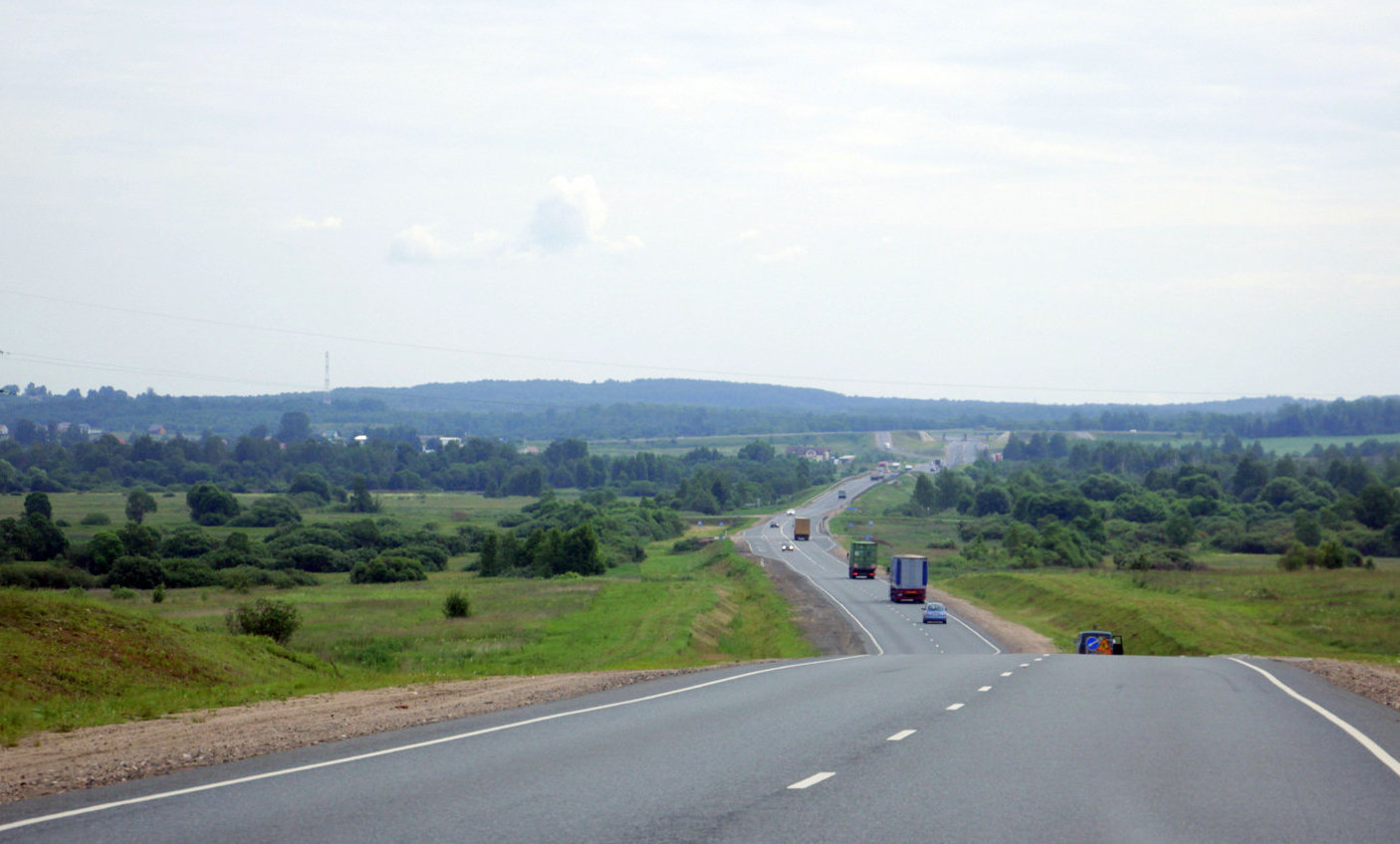 Route Magistrale M8