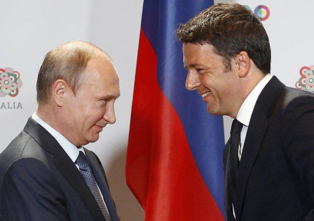 L'Italie souhaite contruire des ponts tant réels que méthaphoriques, d'après Matteo Renzi