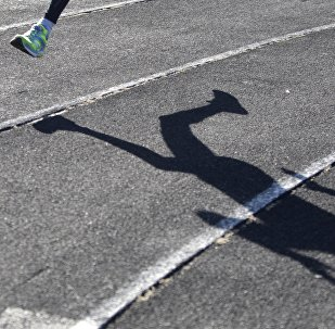 Un athlète