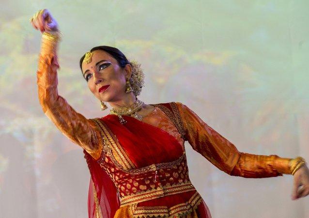 Femme indienne