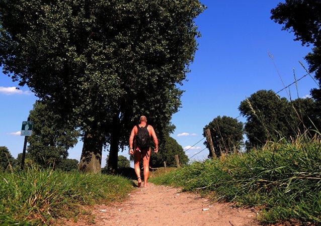 Nudiste en Allemagne