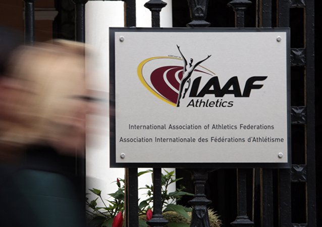 Association internationale des fédérations d'athlétisme (IAAF)