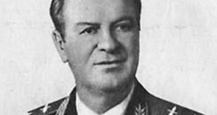 Héros de l'Union soviétique G. Zimin