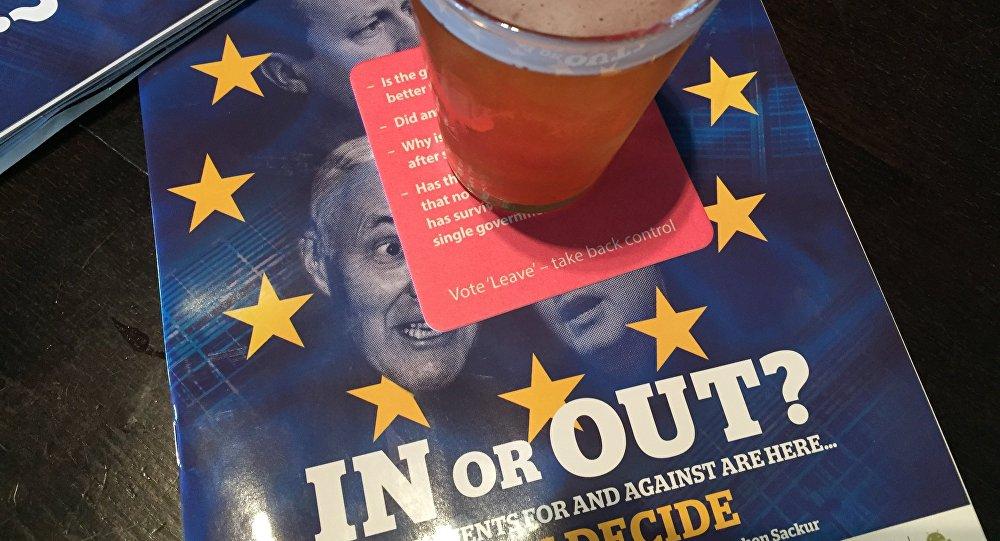 Le Brexit poussera à un référendum sur l'indépendance de l'Ecosse