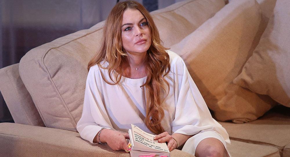 Lindsay Lohan, grande experte… du Brexit
