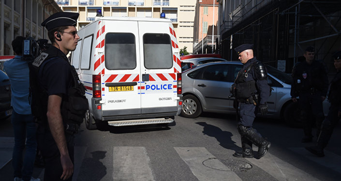 Police de Marseille. Photo d'archive