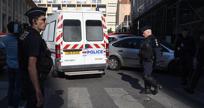 La police de Marseille
