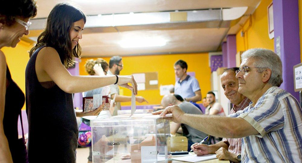 Législatives en Espagne