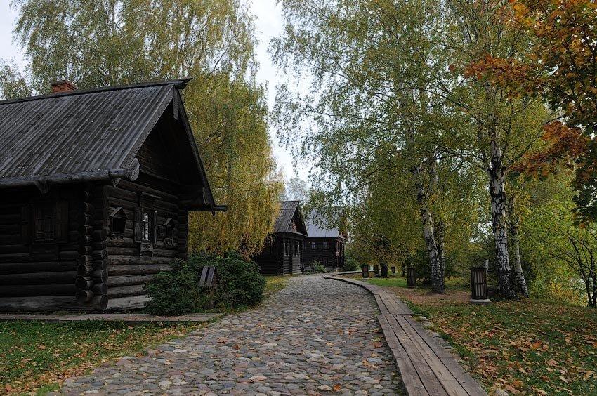 Musée de l'architecture en bois