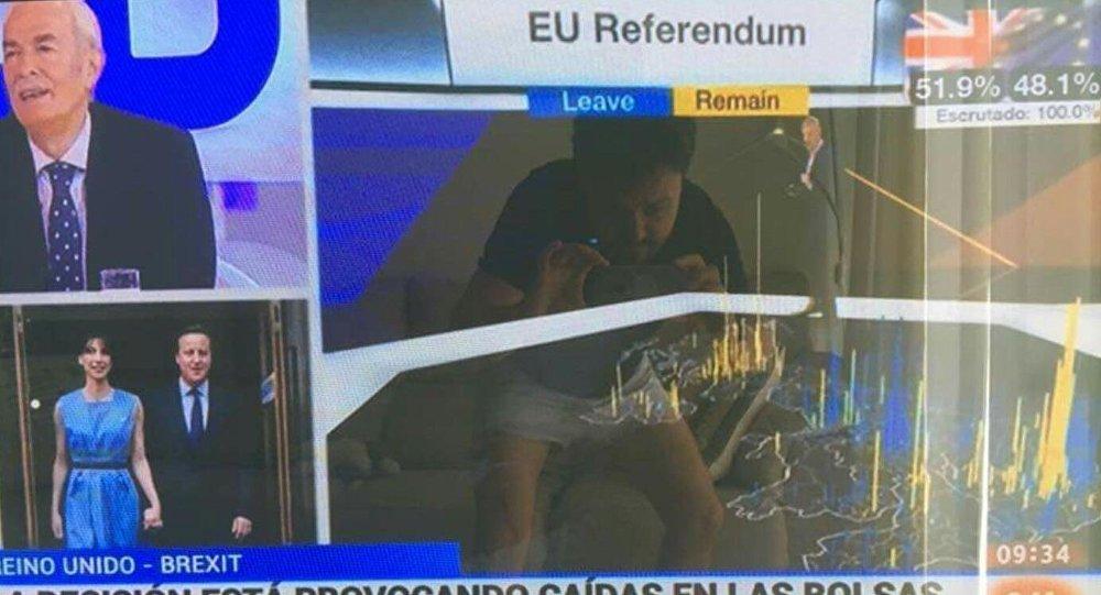 Un politicien espagnol choqu par le brexit en oublie les - Les bonnes manieres a table en france ...