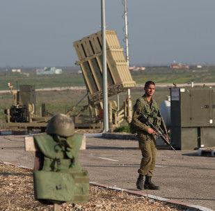 le système israélien Dôme de fer