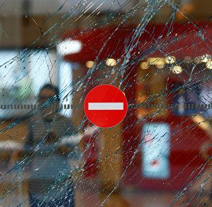 L'aéroport d'Istanbul suite au double attentat terroriste
