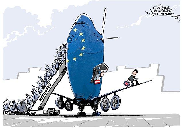 A qui le tour? L'UE craint une épidémie d'exits après le Brexit