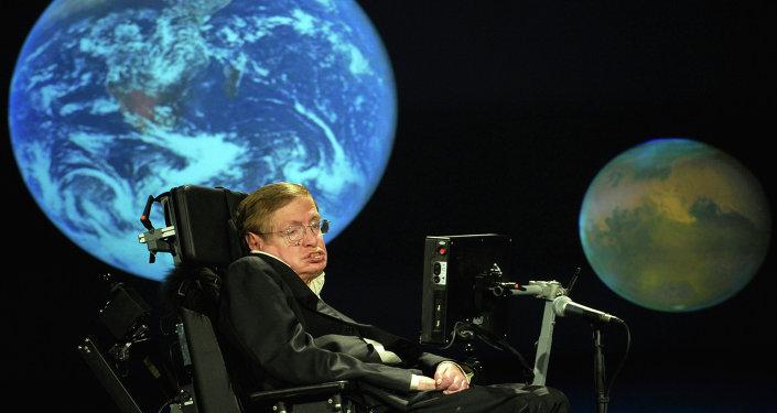 Décès de Stephen Hawking, génie de l'astrophysique