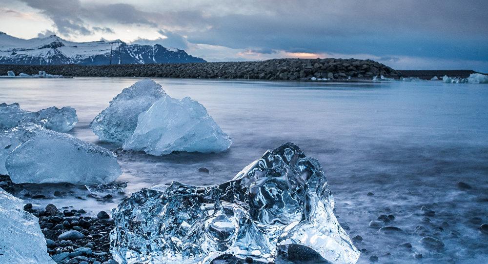 Ледник Исландия