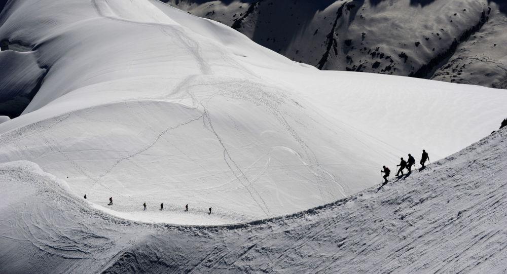 Mont-Blanc, image d'illustration