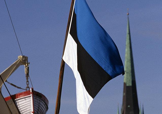 La couleur nationale de l'Estonie