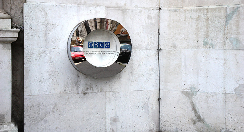 OSCE headquarters, Vienna