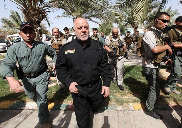 Le premier ministre irakien Haïder al-Abadi, Juin 1, 2016.
